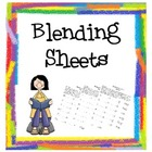 Reading Bag Blending Sheets