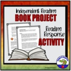 Reading - Book Project for Independent Reading