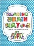 Reading Brain Hat for Non-Fiction