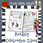 FREE Reading Celebration Activities and Ideas for Teachers