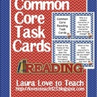 Reading Common Core Task Cards