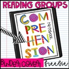Reading Comprehension Binder cover