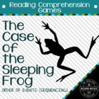 Reading Comprehension Game (Sequence): The Case of the Sle