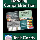 Reading Comprehension Task Cards (30 cards)