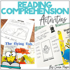 Reading Comprehension Worksheets