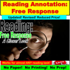Reading : Free Response PowerPoint
