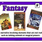 Reading Genre Posters - Australian Version
