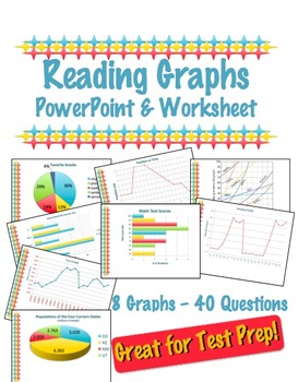 Reading Graphs - Science & Math Test Prep
