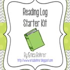 Reading Log Starter Kit - FREE