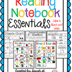 Reading Notebook Essentials