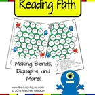 Reading Path Games:  Blends, Digraphs, and More