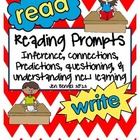 Reading Prompts Assessment Forms for Literacy Center Work