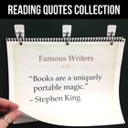 Reading Quote of the Week Collection