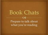 Reading Notebook:  Book Chats