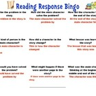 Reading Response Bingo Packet