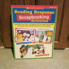 Reading Response Scrapbooking Activities (Scholastic)  Grades 3-6