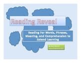 Reading Reveal Reading Comprehension Unit
