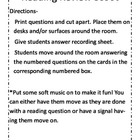 Reading Review Scoot 24 Questions