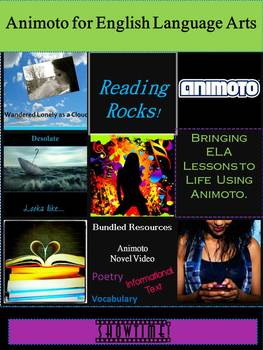 Reading Rocks!  Creating an Animoto Video Based on a Novel