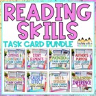 Reading Skills Task Card Bundle *HUGE!* Over 350 Task Cards