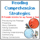 Reading Strategies for Any Book