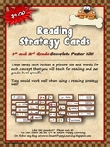 Reading Strategy Cards - 1&2 Grade Puppy Love