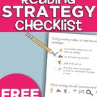 Reading Strategy Checklist