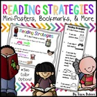 Reading Strategy Posters, Bookmarks, and More!