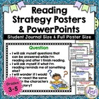 8 Reading Strategy Posters Great for Guided Reading Groups