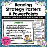 Reading Strategy Posters (8) For Guided Reading Groups or