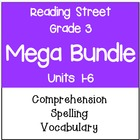 Reading Stree Grade 3 Mega Bundle