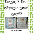 Reading Street Common Core Version First Grade Organizatio