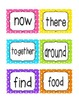 Reading Street First Grade Sight Word Cards (2013 Common C
