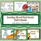 Reading Street First Grade Unit 2 Bundle