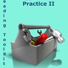 Reading Toolkit: Supplemental Practice II