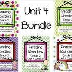 Reading Wonders, Grade 2, Unit 4 Bundle (All 5 Weeks!)