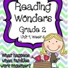 Reading Wonders Resources, Grade 2, Unit 1, Week 5