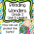 Reading Wonders Resources, Grade 2, Unit 5, Week 4