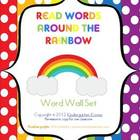 Reading Words Around the Rainbow