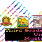 Reading Workshop Mystery Book Clubs Banner Bulletin Board