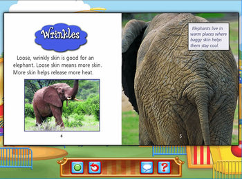 Reading - Wrinkles Warts and Wattles