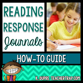 Reading Writing Response Journal How-To