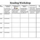 Reading & Writing Workshop