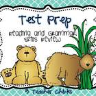 Reading and Grammar Skills Test Prep Review