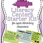 Reading and Literacy Centers for Upper Elementary Starter