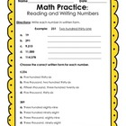 Reading and Writing Numbers in Expanded Form, Standard For