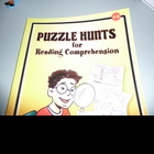 Reading comprehension- Puzzle Hunts