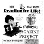 Reading for Life - Magazine Project