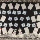 Reading is SNOW Much Fun! Winter Book REVIEW Bulletin Board!