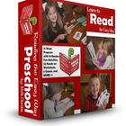 Reading the Easy Way: Preschool  {88 page, 12 week Pre-Pri